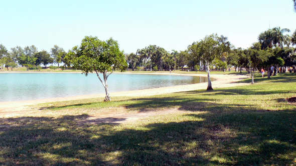 Lake Alexander