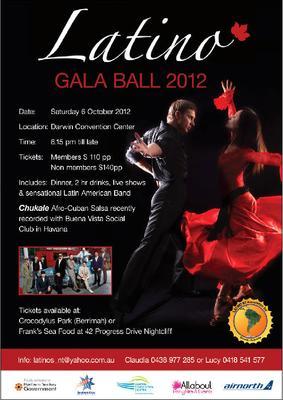 Latin Gala Ball