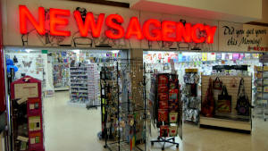 Leanyer newsagency