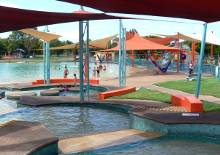 Leanyer childrens pools