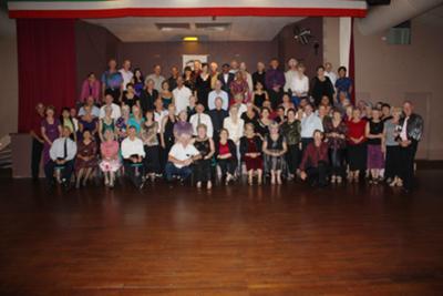 Northern Territory Ballroom Dancing Association (NTBDA)