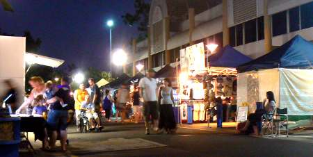 Palmerston Friday Markets