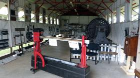 historic railway equipment