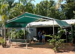 Spectacular Crocodile Cruise base camp