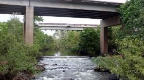 new road and rail bridges