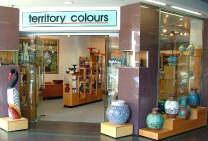 Territory Colours