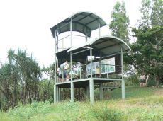 main viewing platform