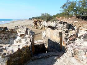 War bunker Casuarina Beach