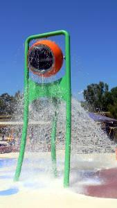 Water bucket at Palmerston Slides