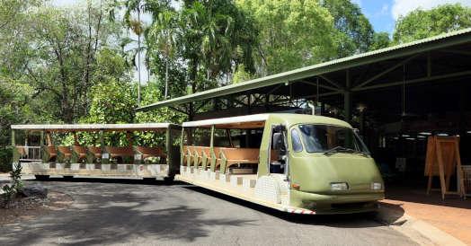 Wildlife Park Train